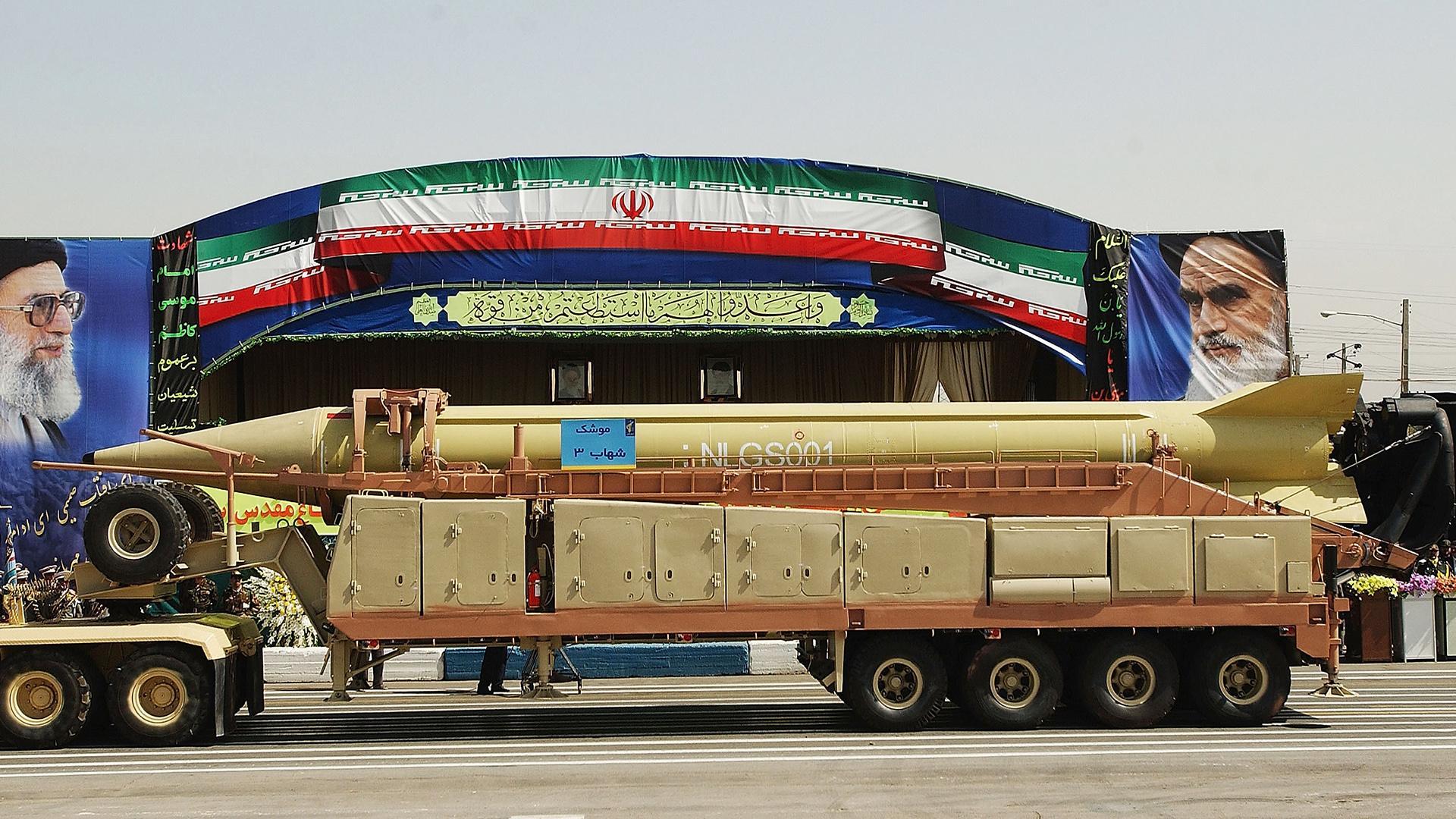 إيران .. أحلام إمبراطورية