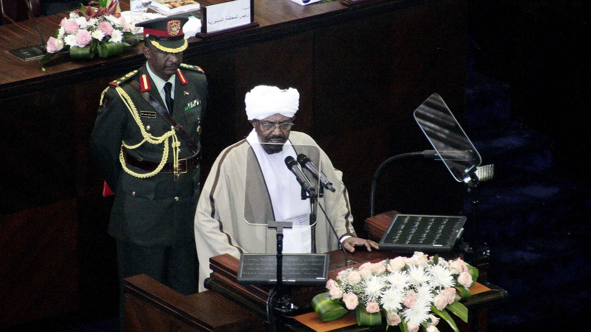 السودان .. التعديلات الدستورية