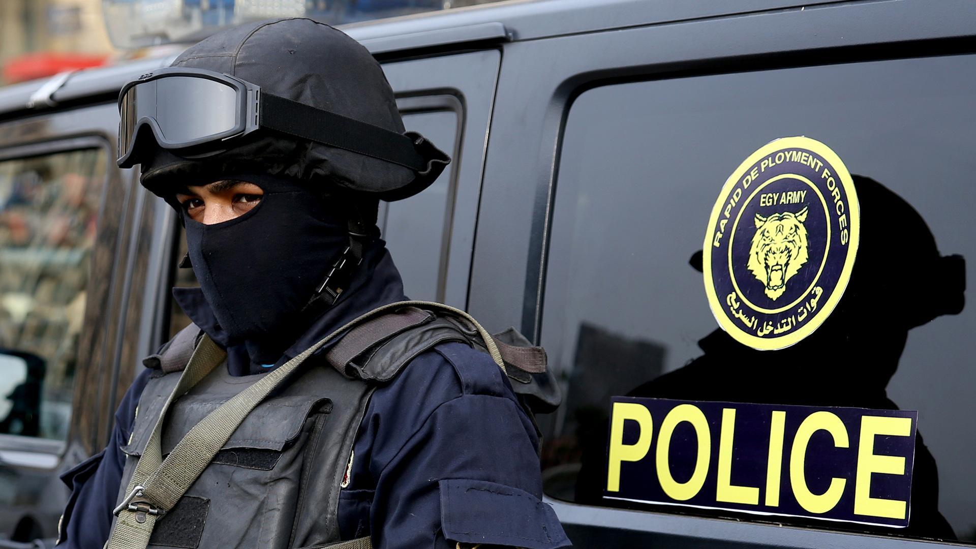 تفجير انتحاري في القاهرة