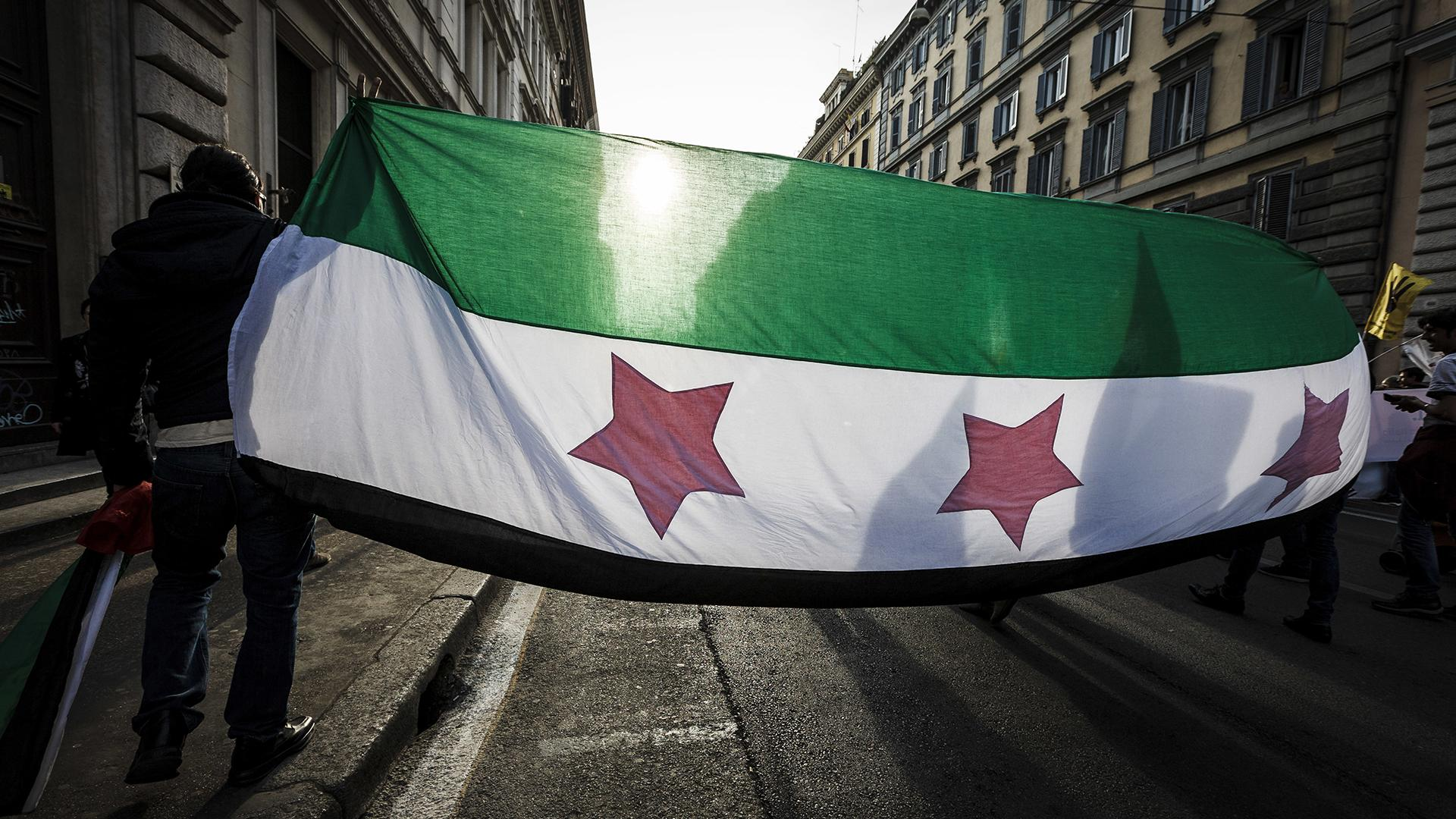 سوريا .. 8 سنوات ثورة