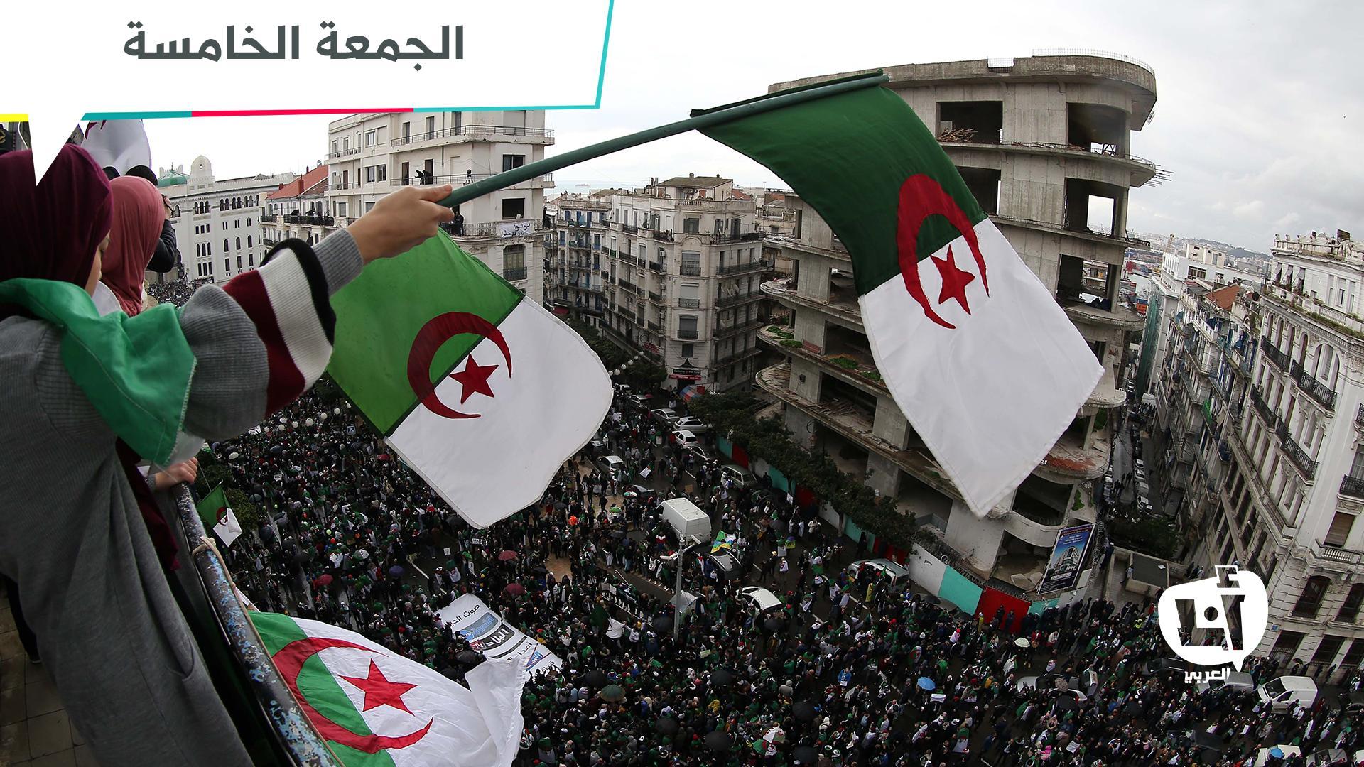 الاحتجاجات-في-الجزائر