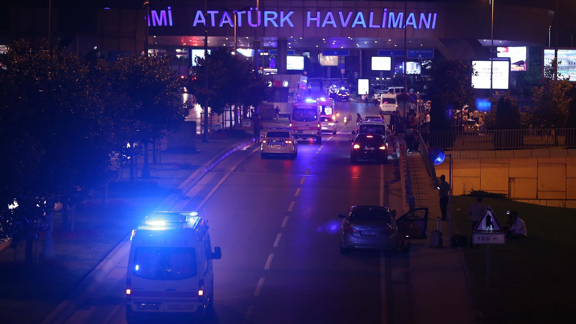هجوم مطار أتاتورك - إسطنبول