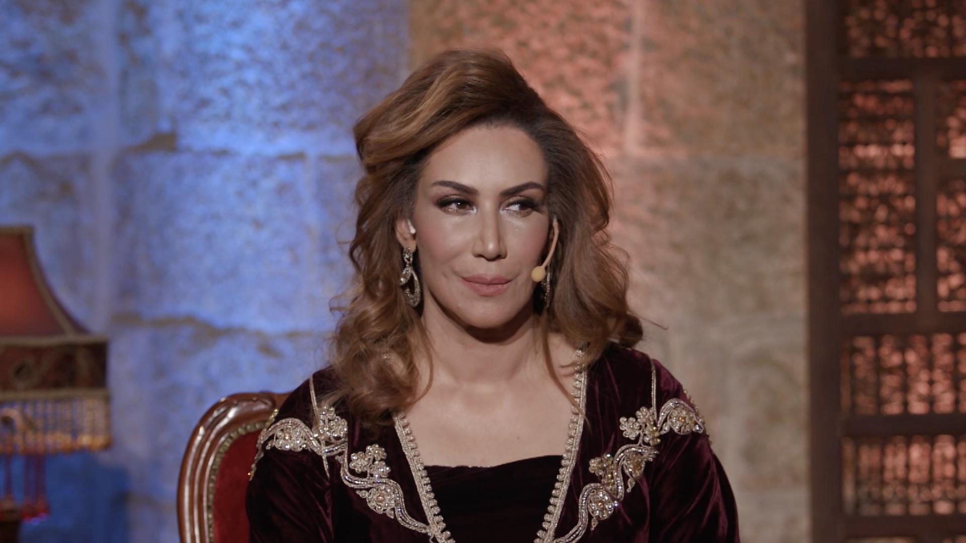 الفنانة المغربية سميرة القادري