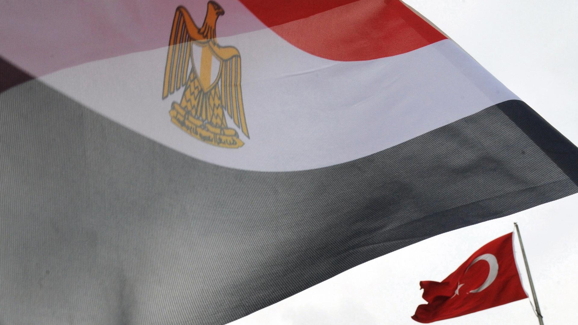العلاقات المصرية التركية