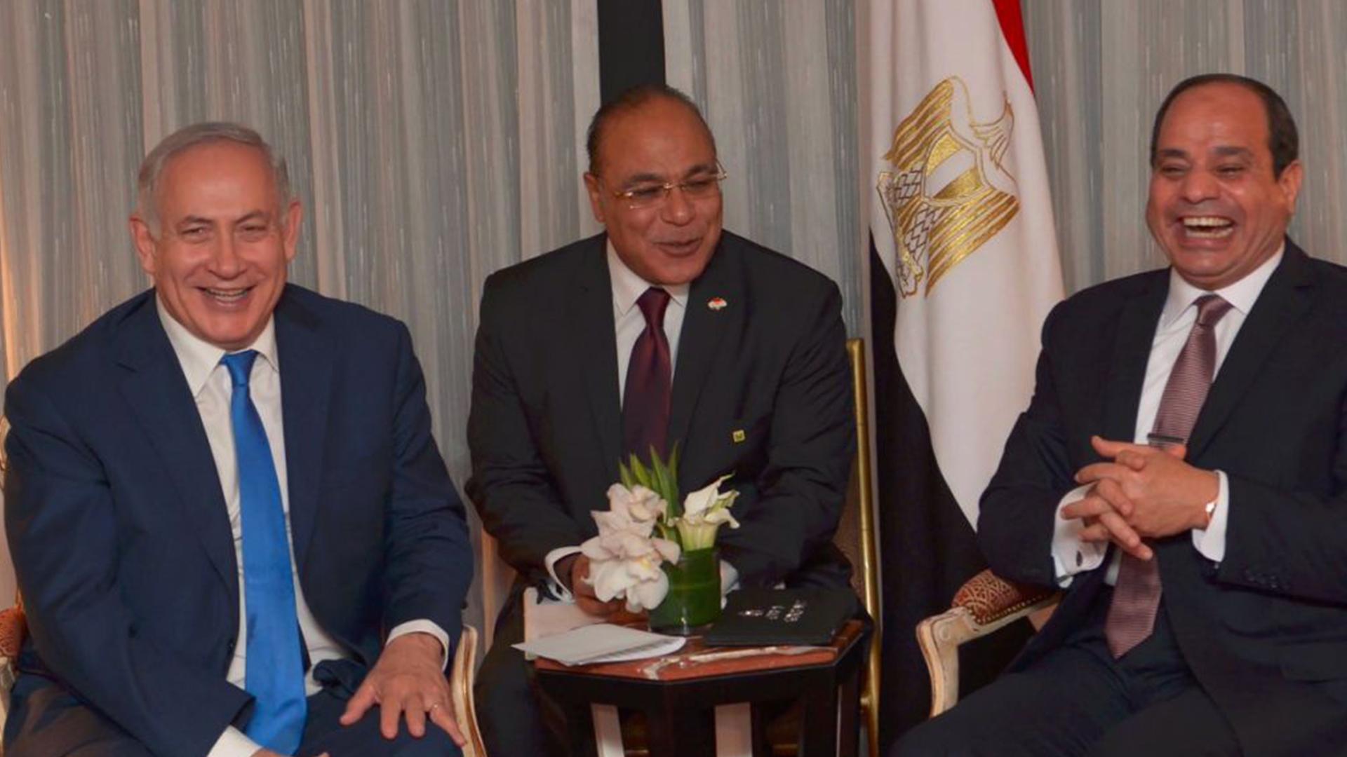 العلاقات-المصرية-الإسرائيلية