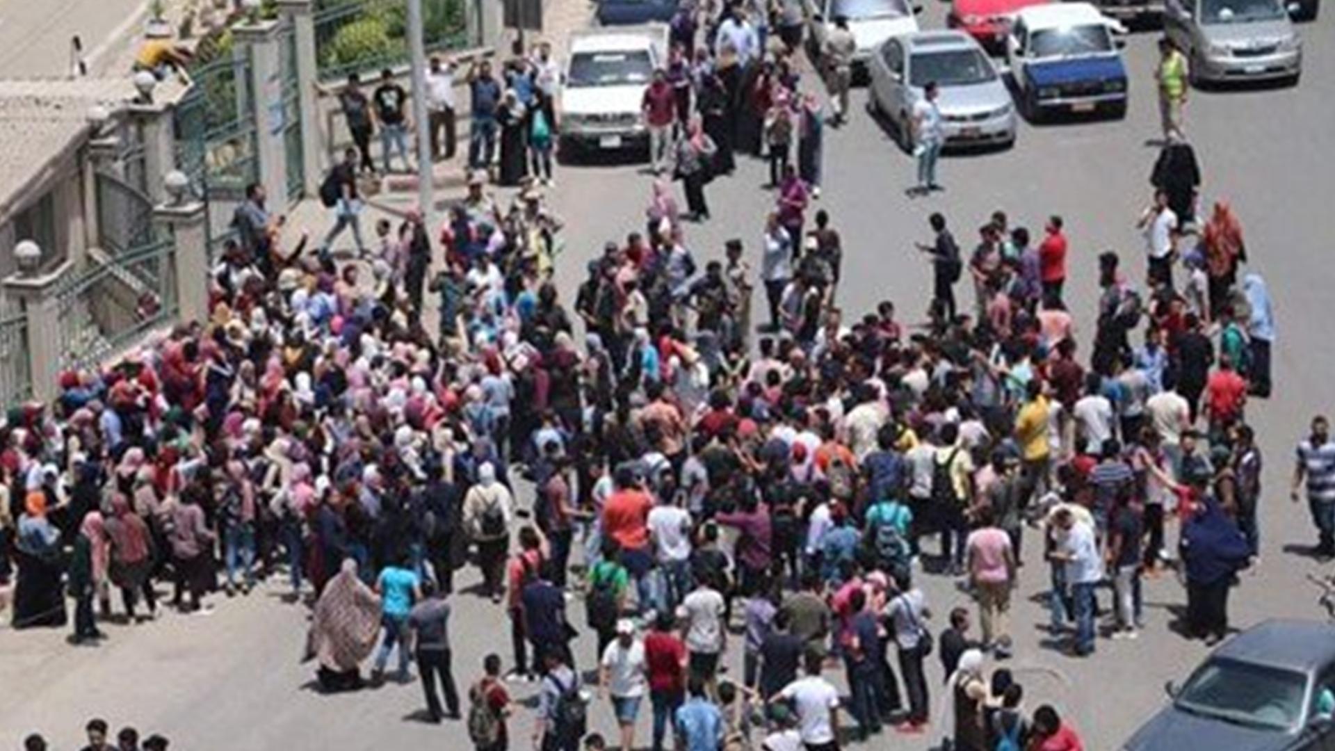 الغاضبون الجدد في مصر