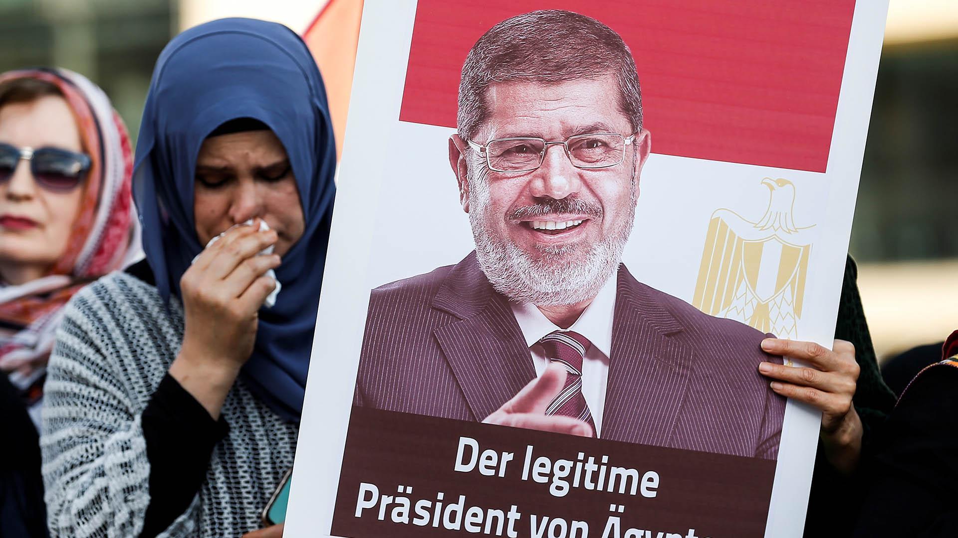مصر .. رحيل محمد مرسي