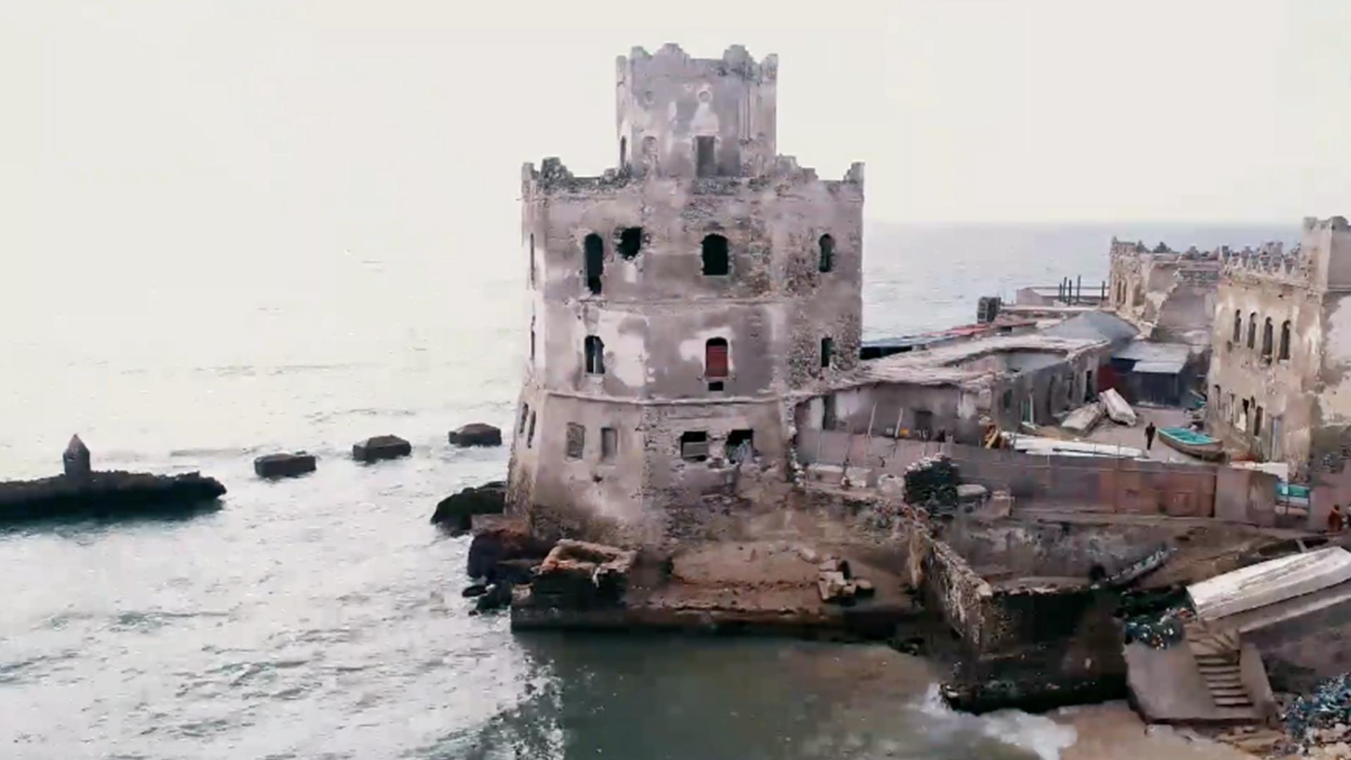 جيران قصر موسوليني - مقديشو