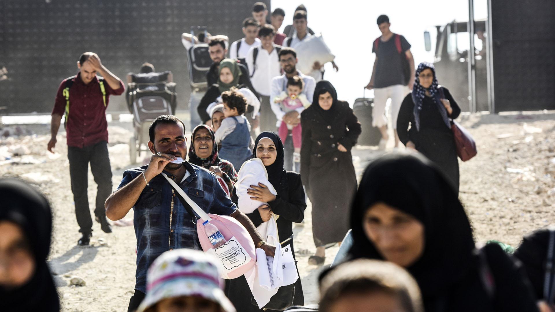 أوضاع-اللاجئين-السوريين-في-تركيا