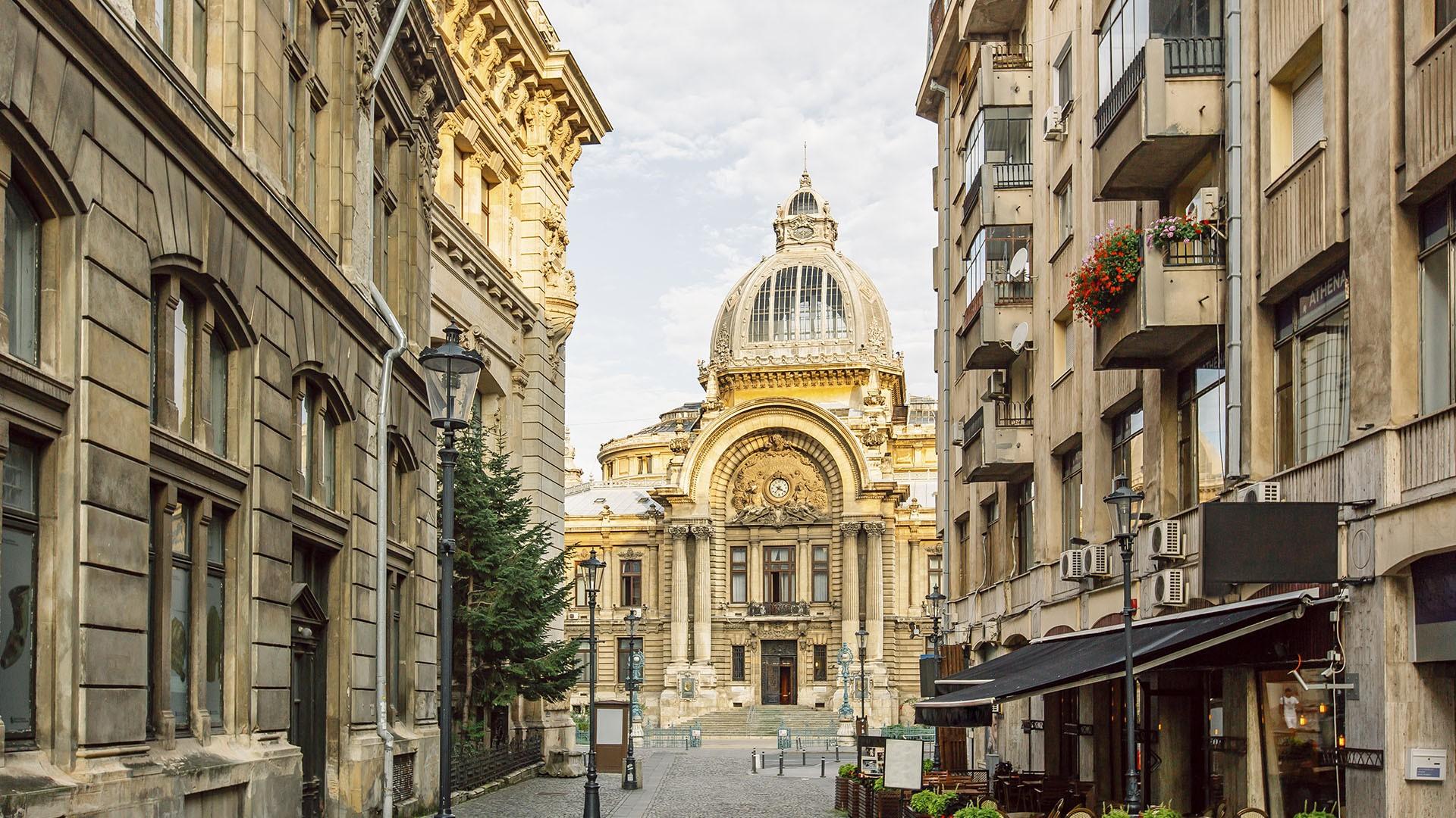 جيران الليبسكان - بوخارست - رومانيا