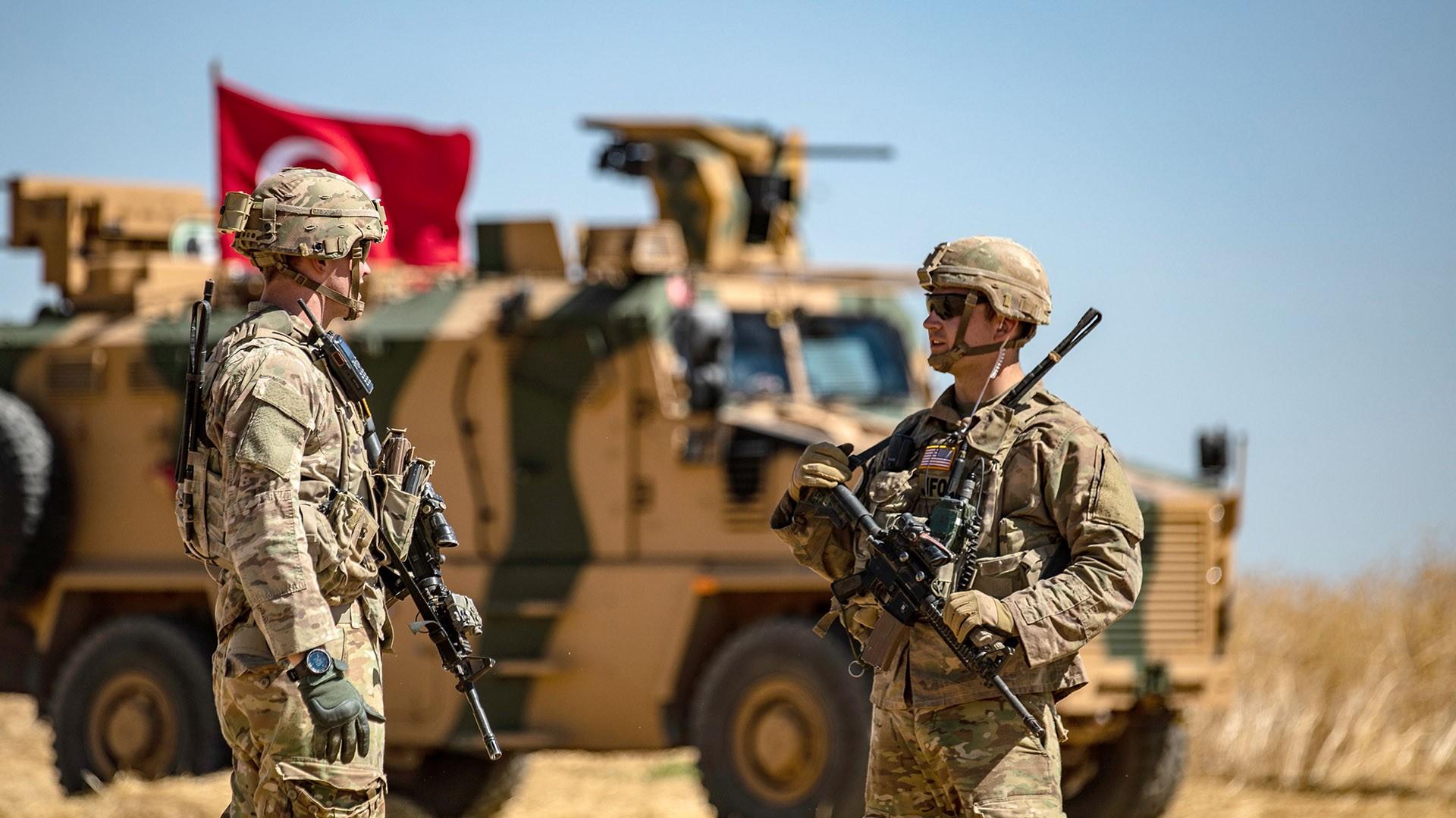 Жители Сирии в опасности: США усиливают вербовку курдских террористов