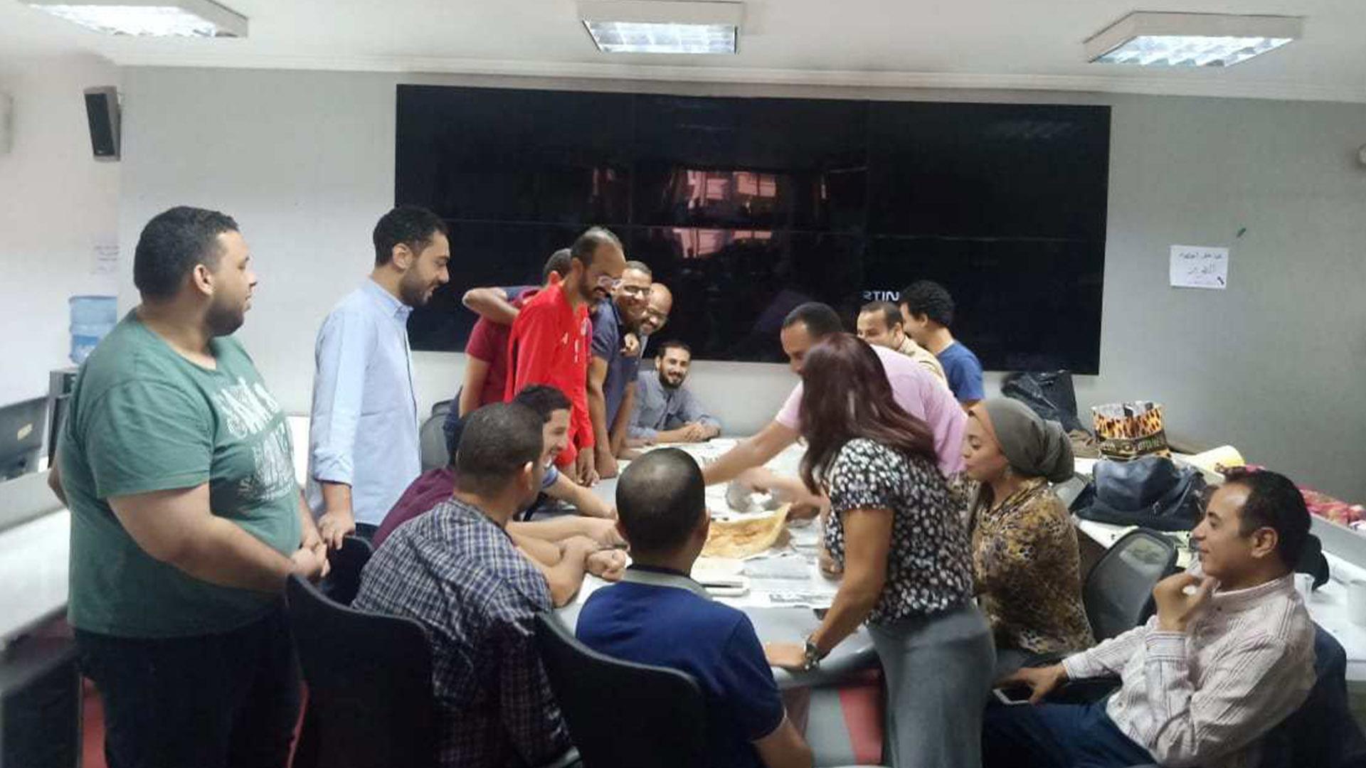 أوضاع الصحفيين في مصر