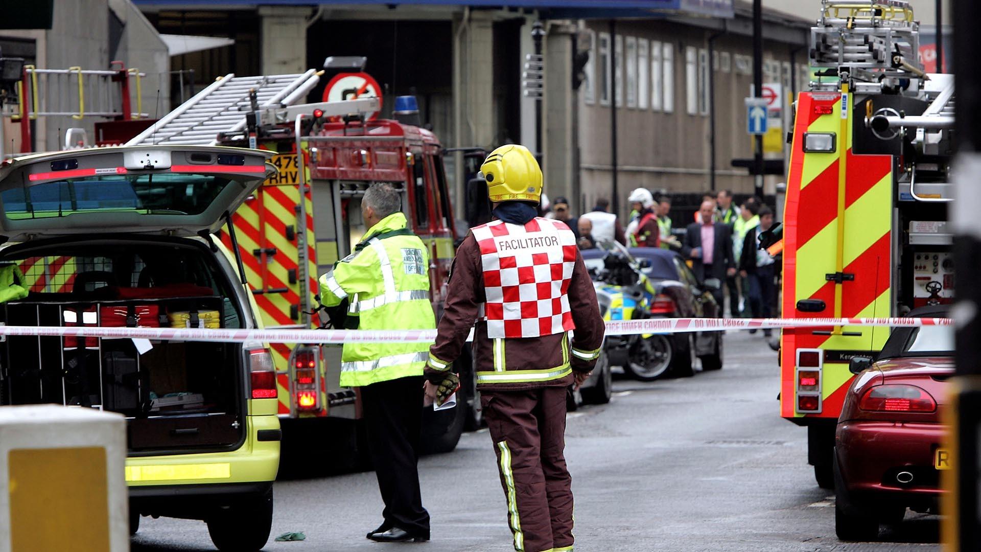 تفجيرات لندن 2005
