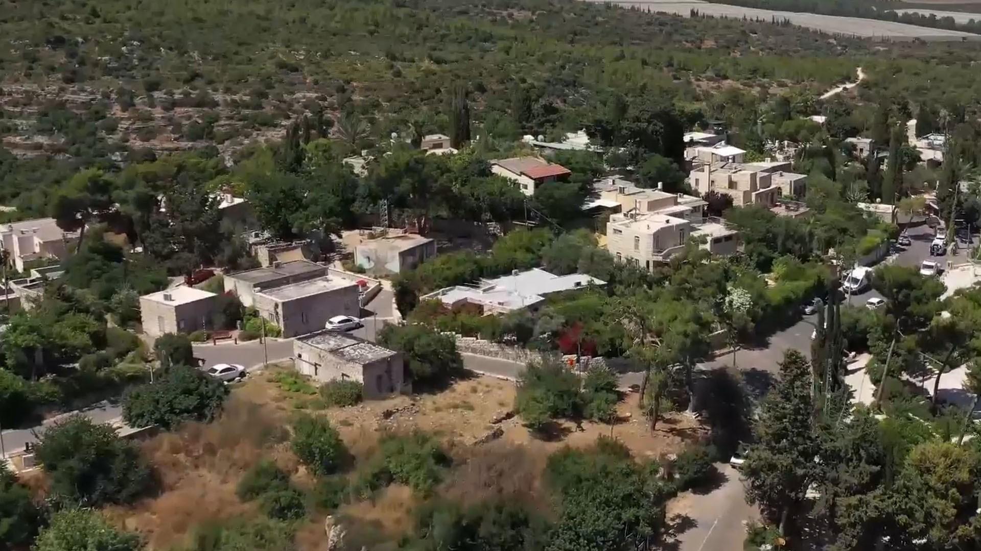 جيران عين حوض - فلسطين