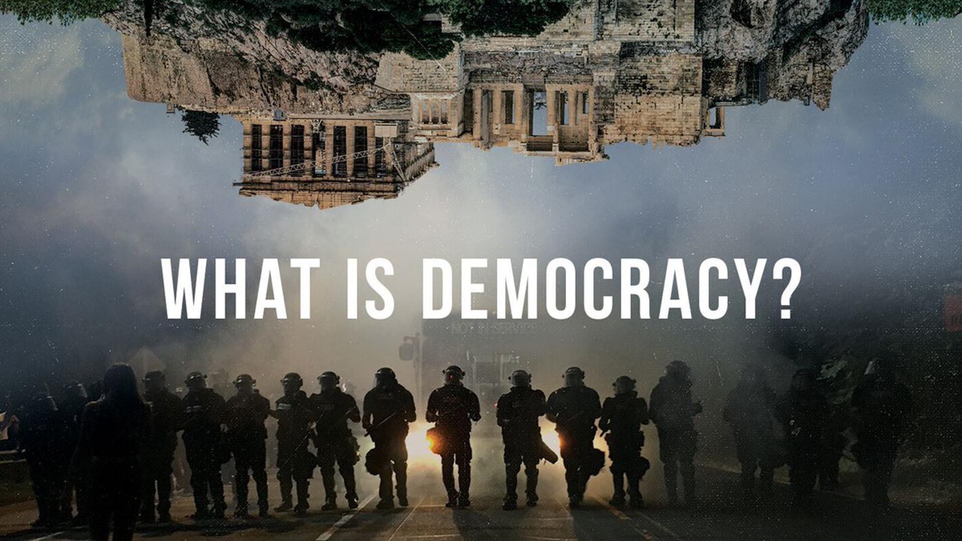 الديمقراطية .. ما هي؟