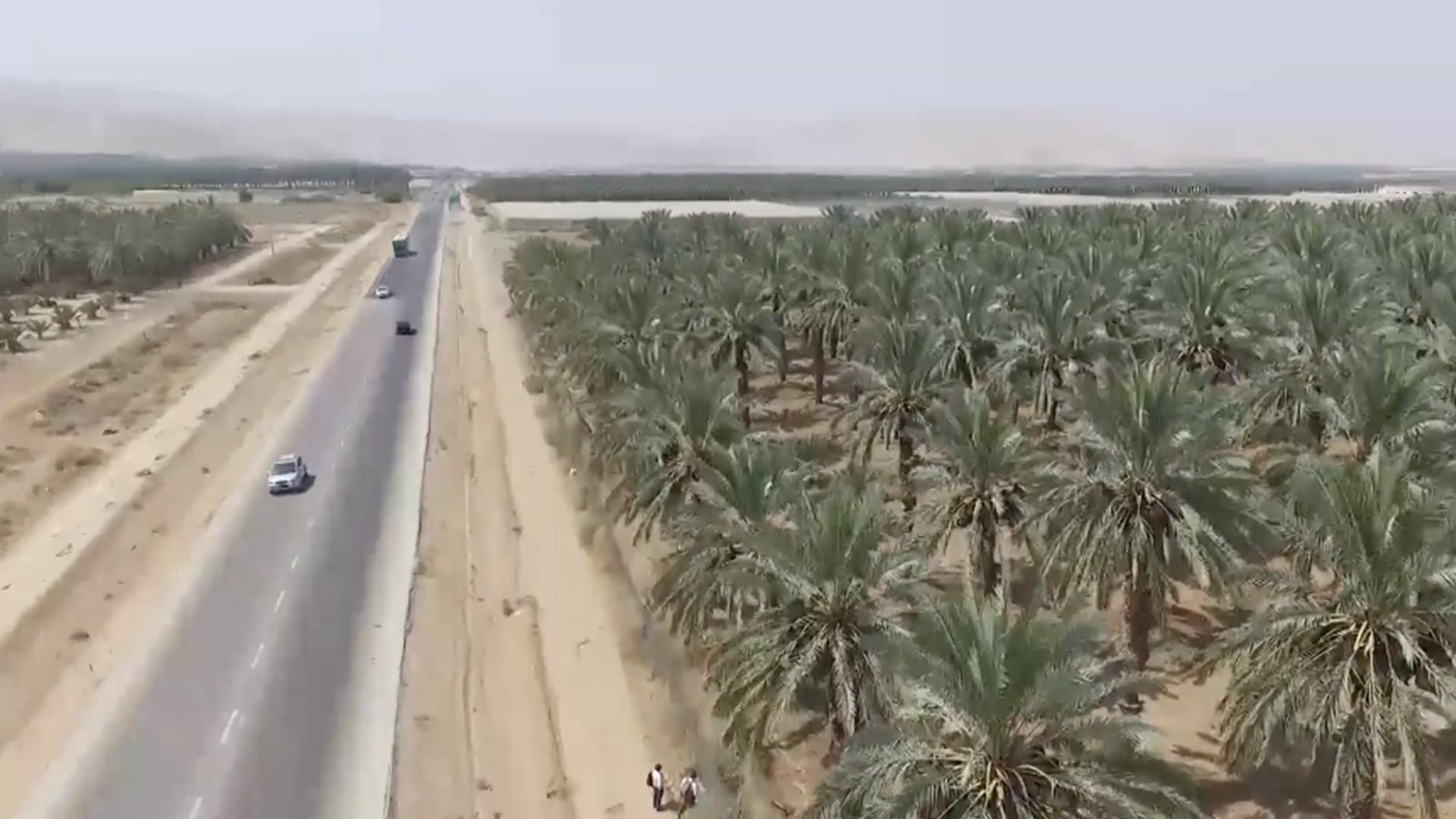 الطريق السريع  90 - فلسطين