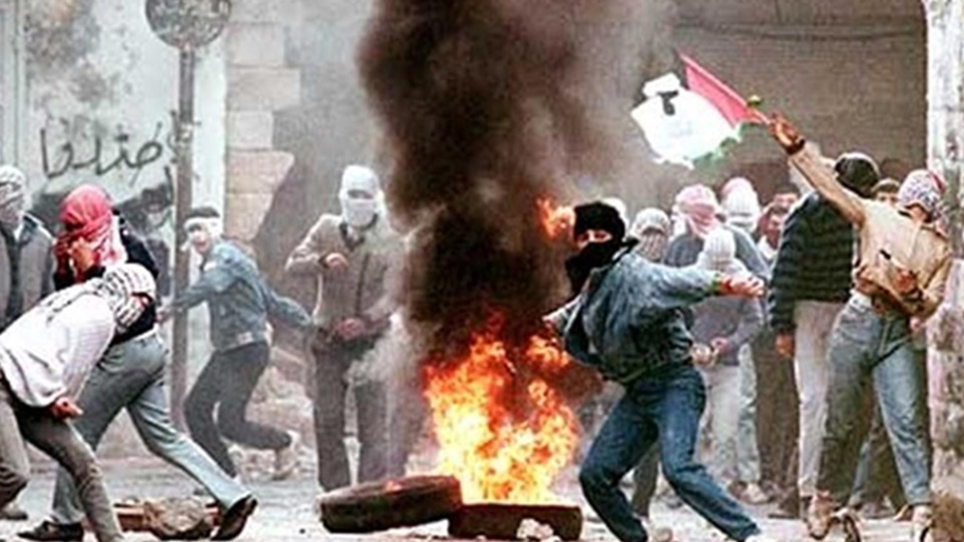 نساء في الانتفاضة الفلسطينية