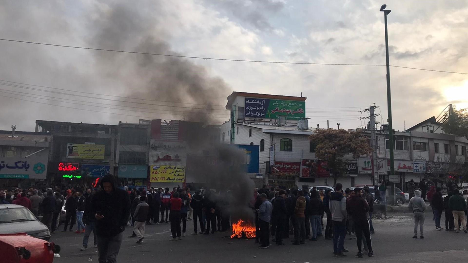 عدوى-الاحتجاجات-تصل-إلى-إيران