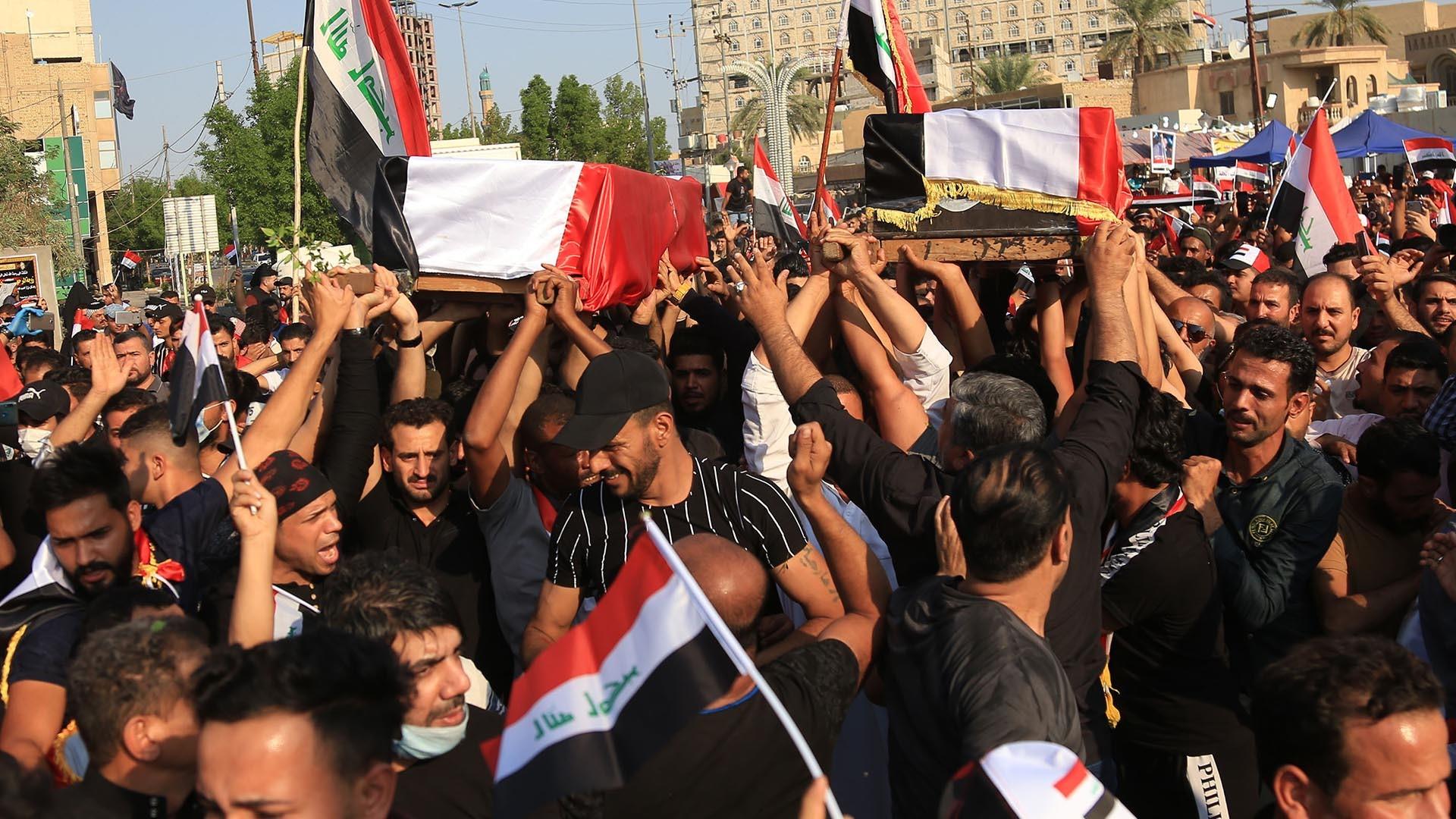 العراق .. صمود الشارع