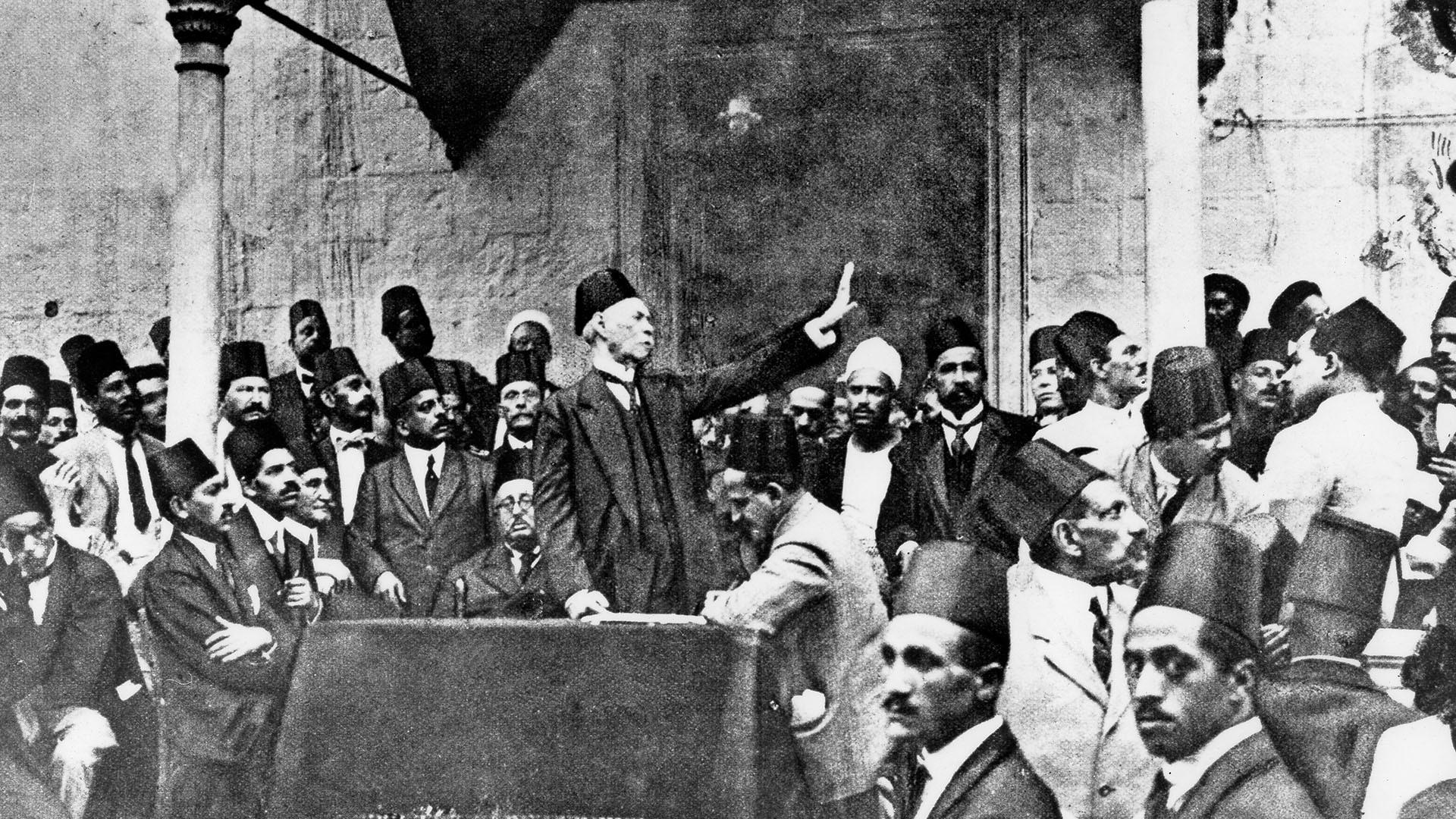 ثورة مصر ..1919