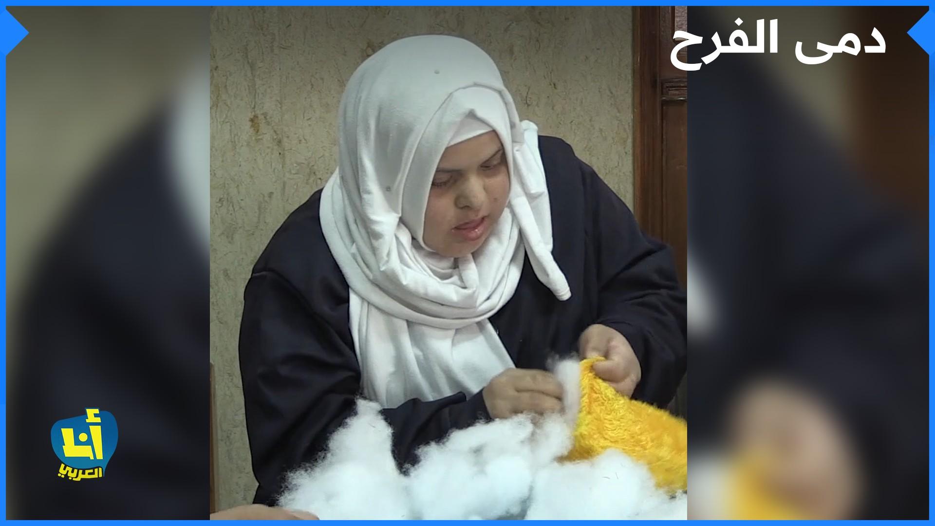 أصحاب الهمم من غزة