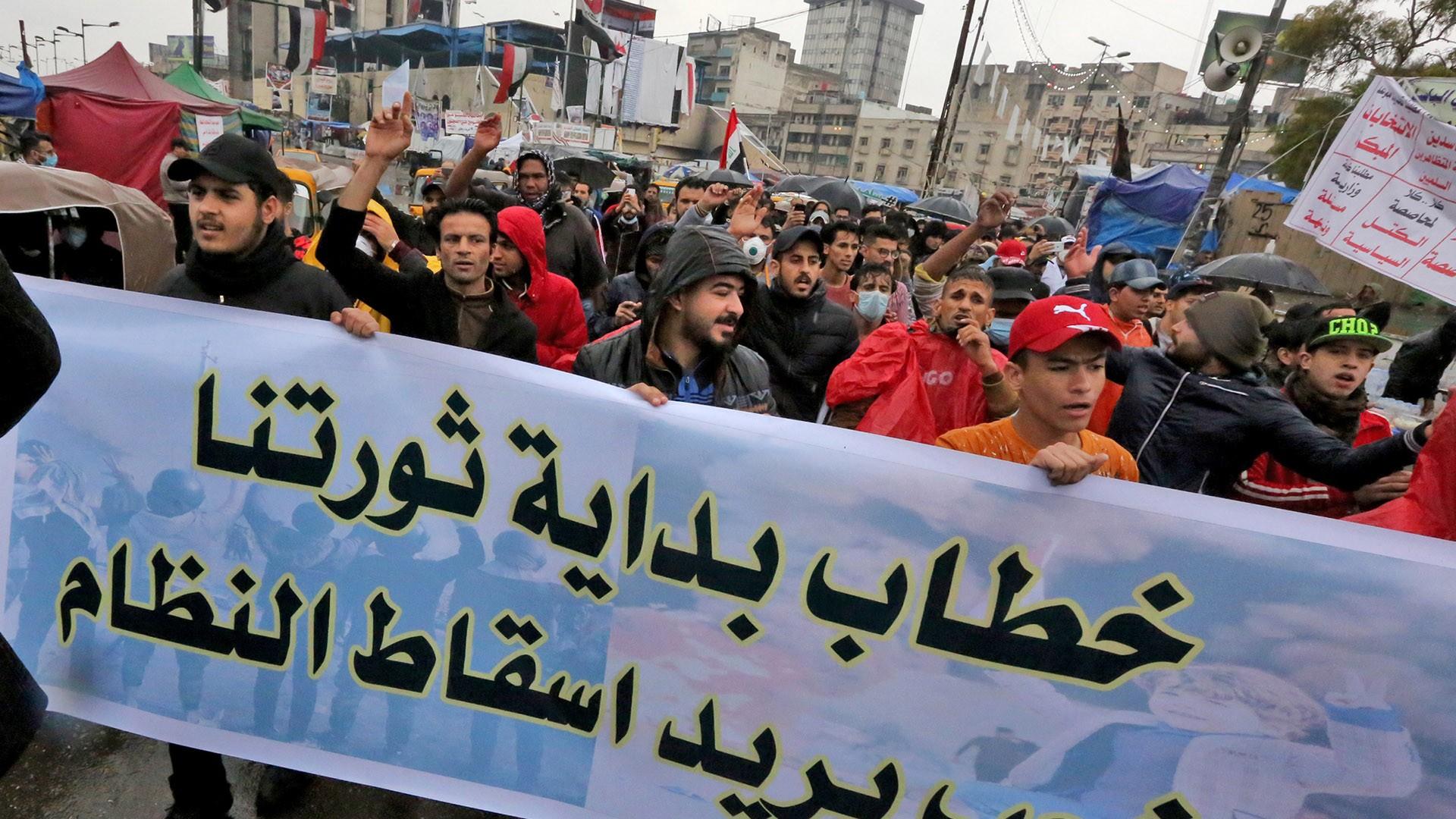 العراق-..-حكومة-علاوي-بين-رفض-الشارع-والتجاذبات-السياسية-