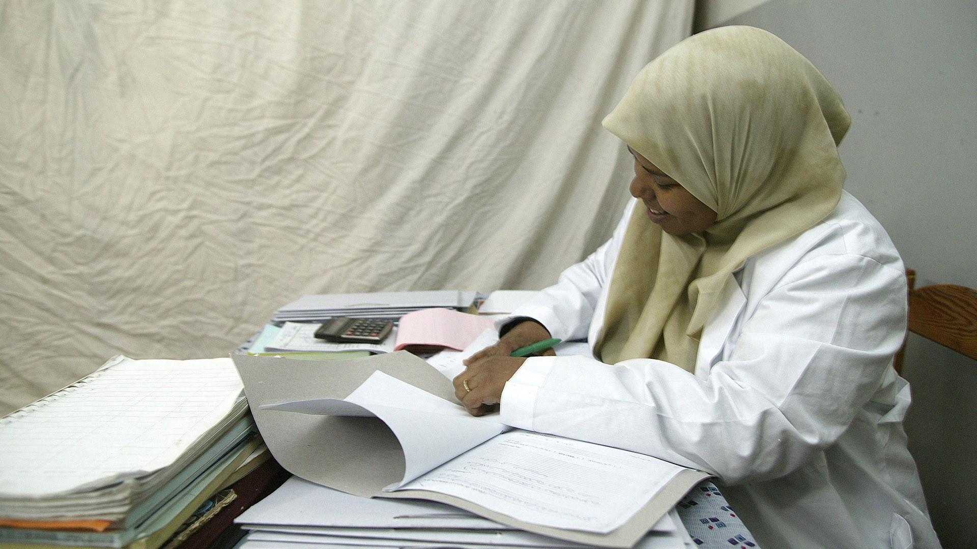أوضاع التمريض في مصر