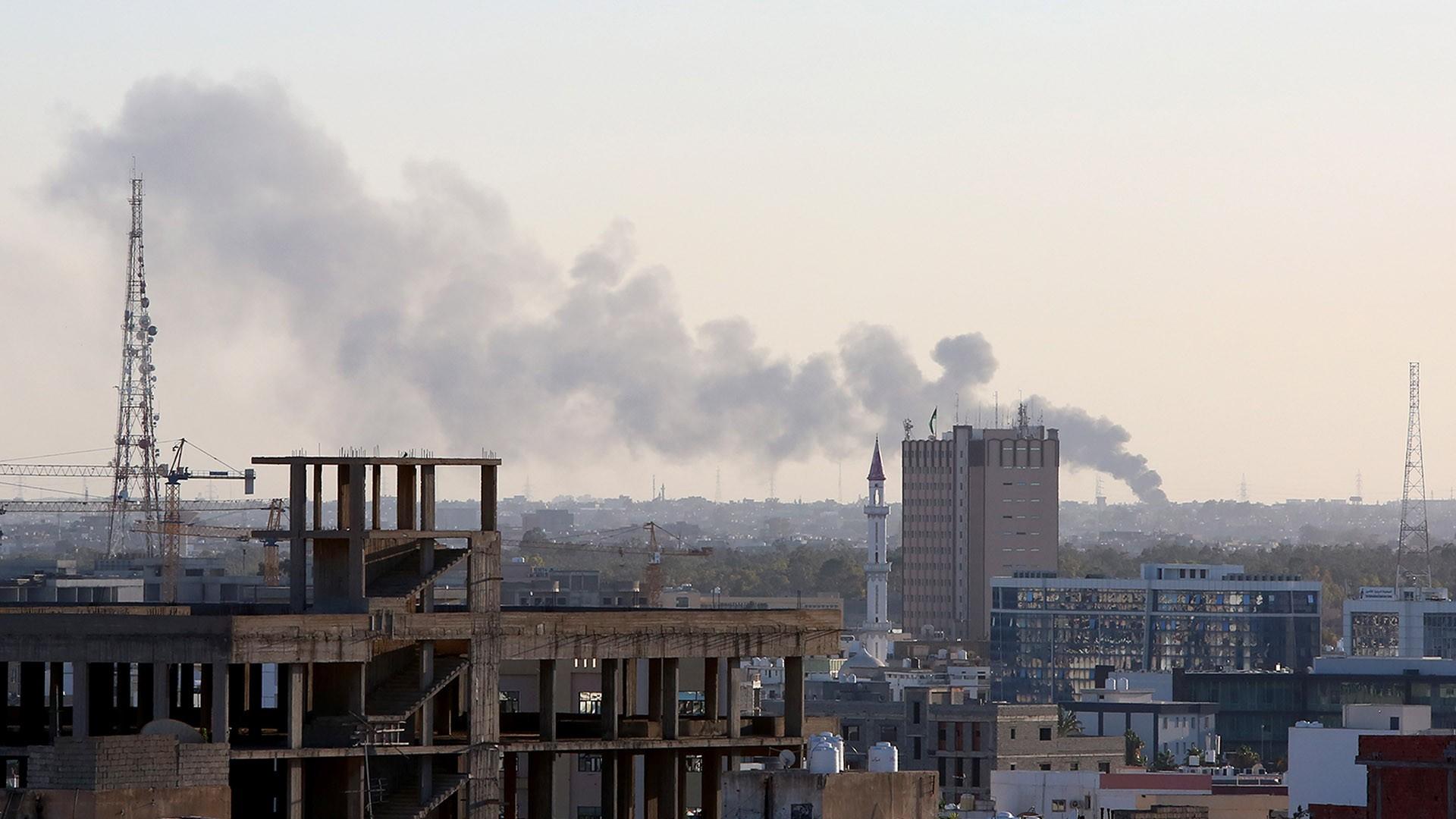 ليبيا .. واقع الحياة في طرابلس في ظل الحصار