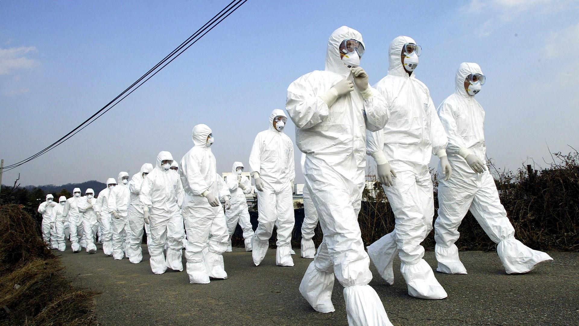 الوباء المرتقب