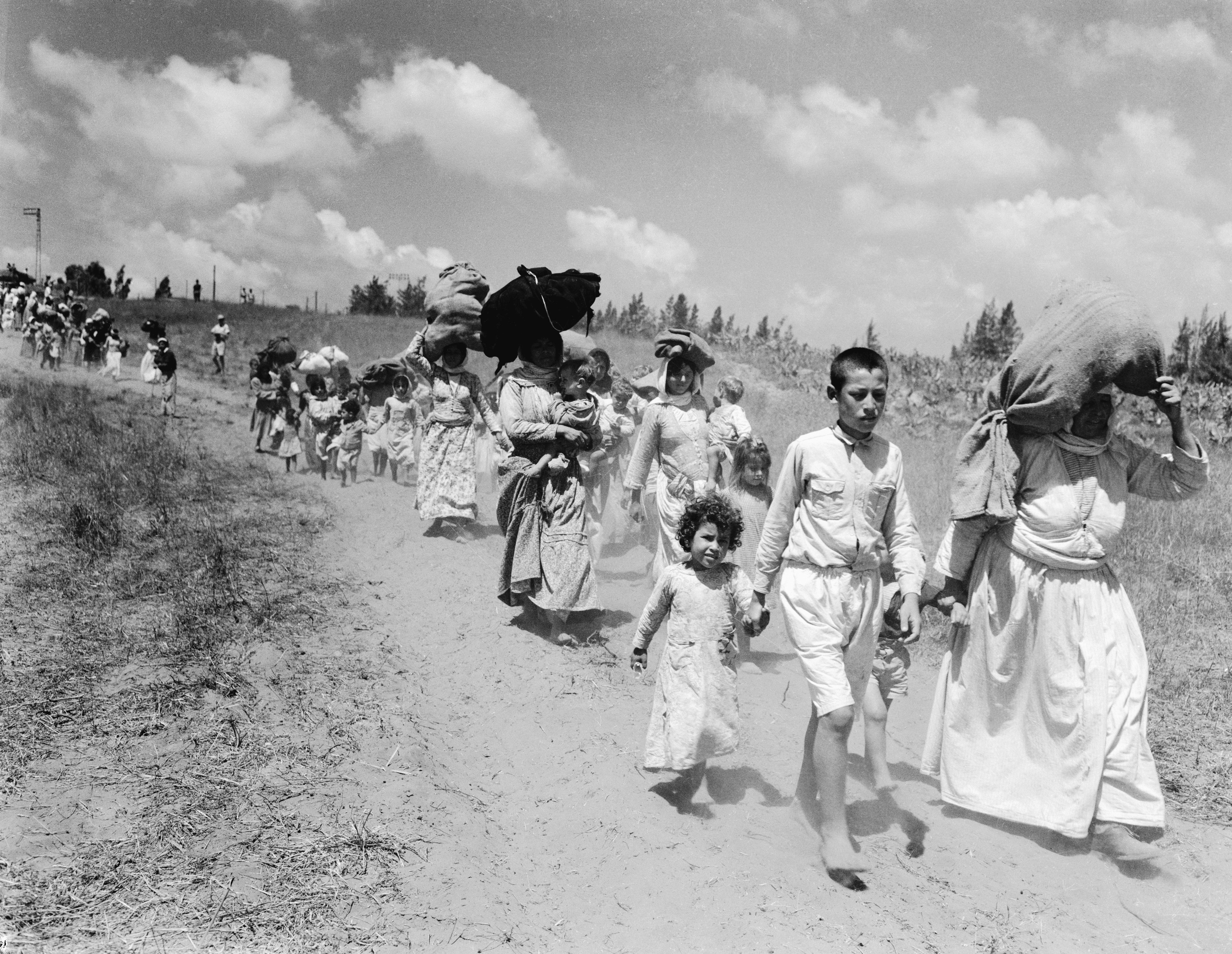 النكبة .. أوراق فلسطينية