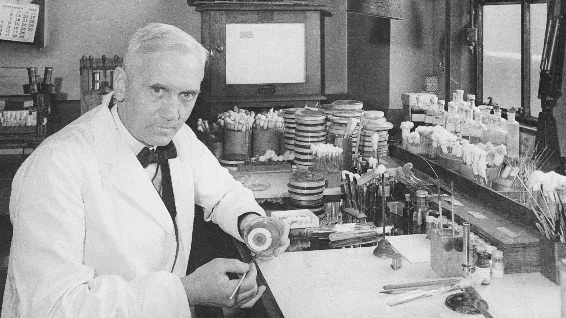 البنسيلين .. ثورة في الطب