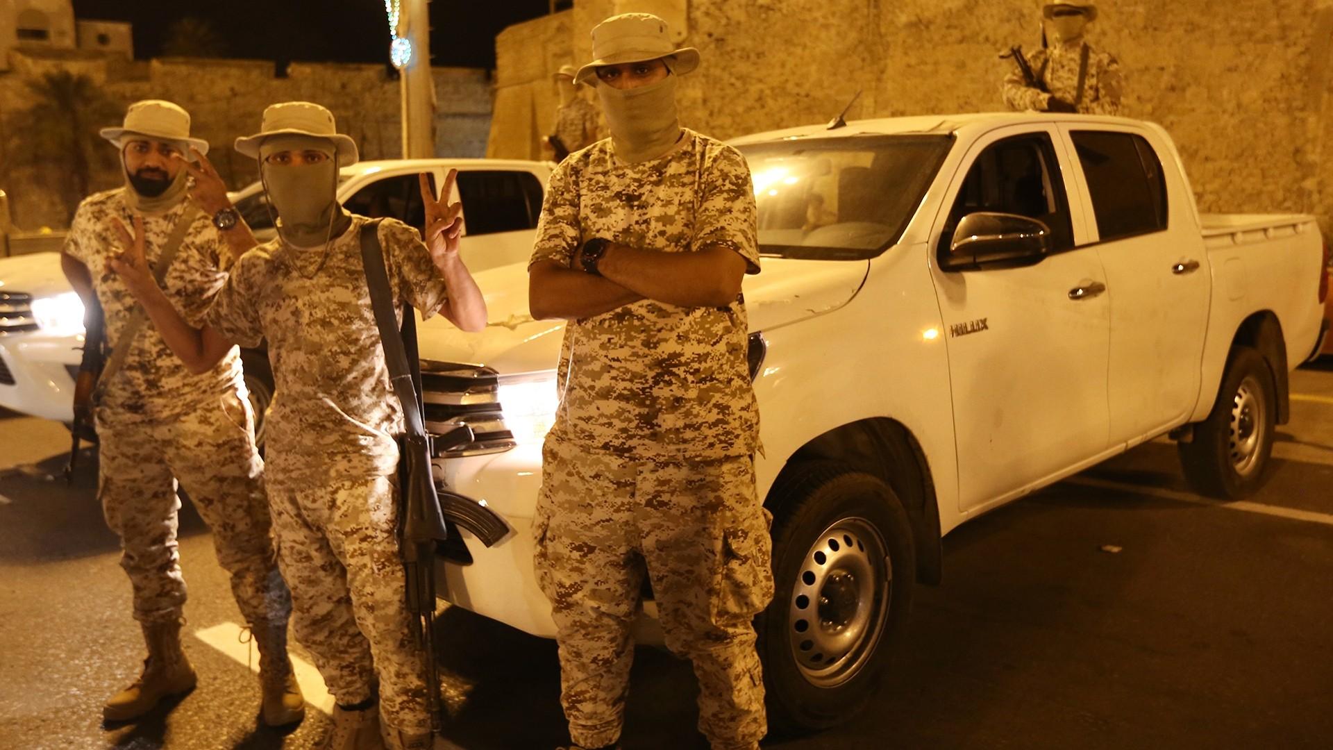 ليبيا .. قوات الوفاق تواصل تقدمها وتسيطر على مواقع جديدة