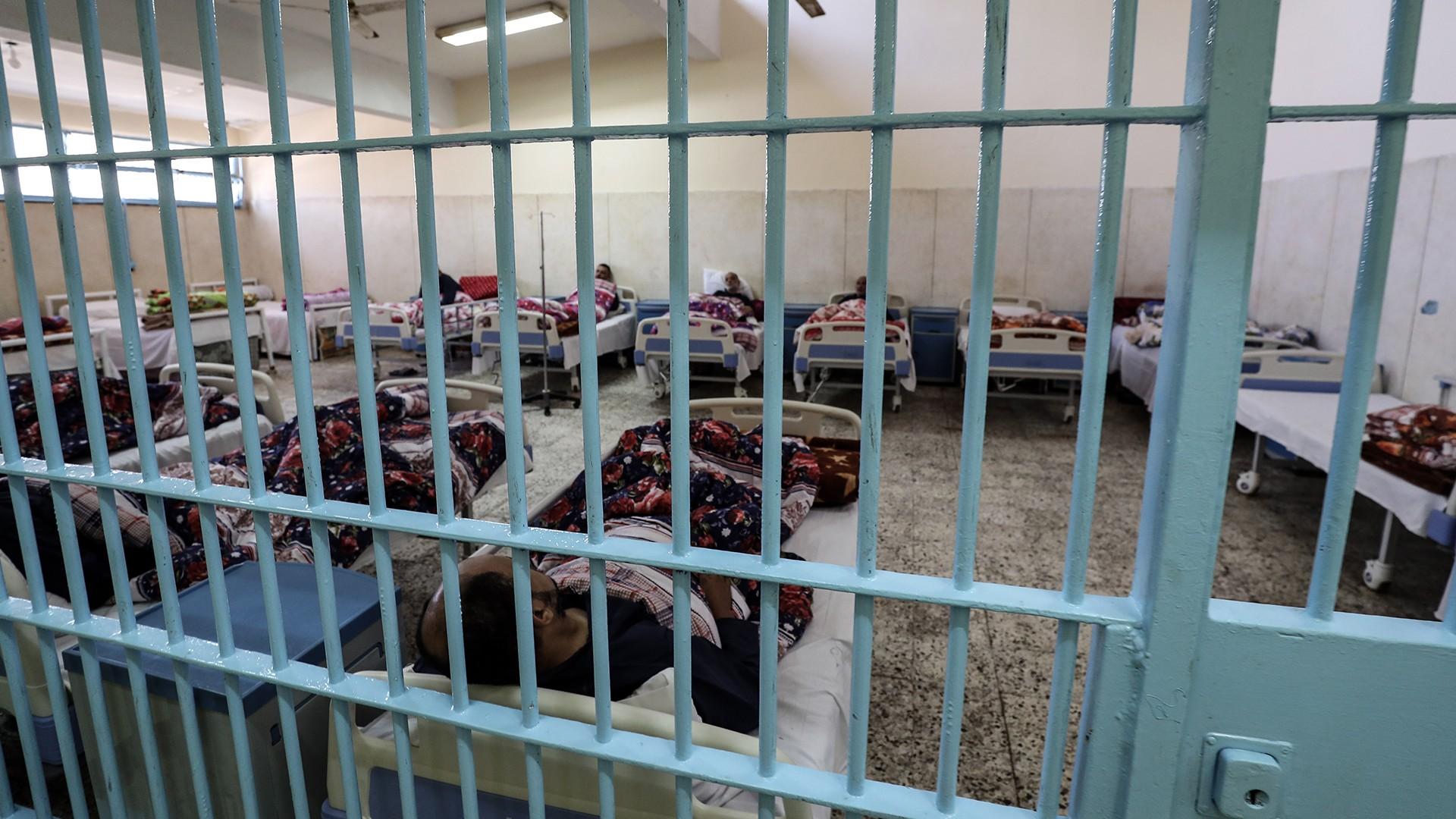 معتقلون في السجون المصرية زمن كورونا