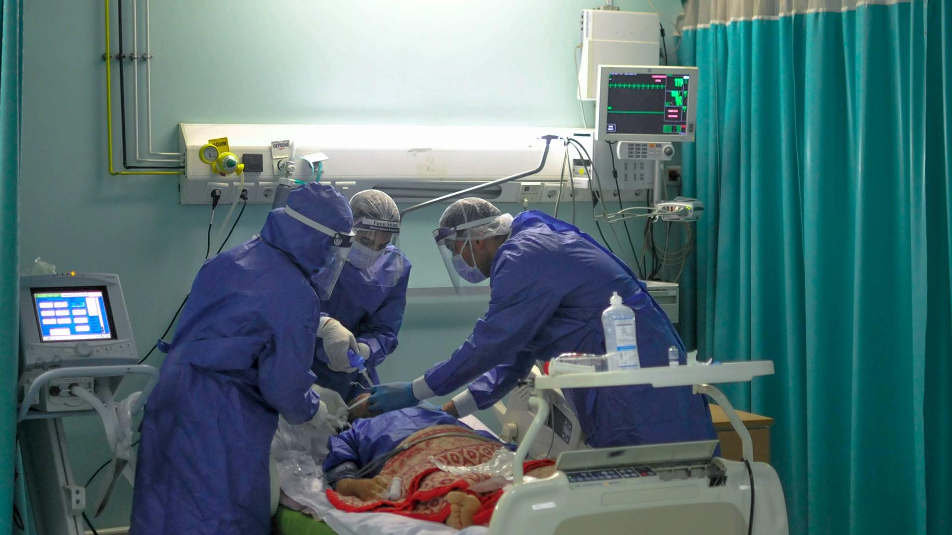 كورونا في مصر .. تسجيل 1127 إصابة جديدة بالفيروس
