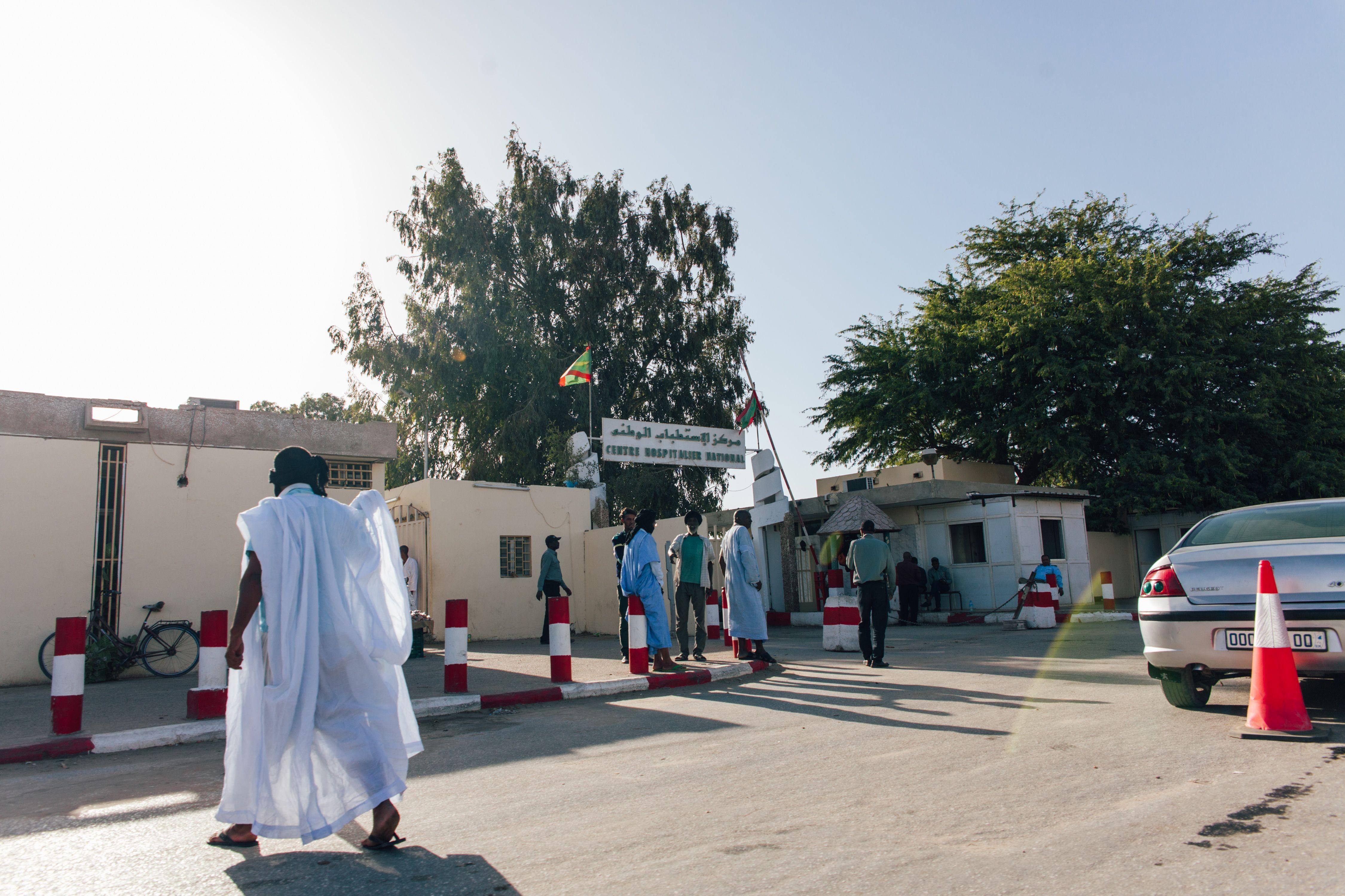 موريطانيا-..-إخضاع-جميع-الطواقم-الطبية-لفحص-كورونا--الساعة-الأخيرة