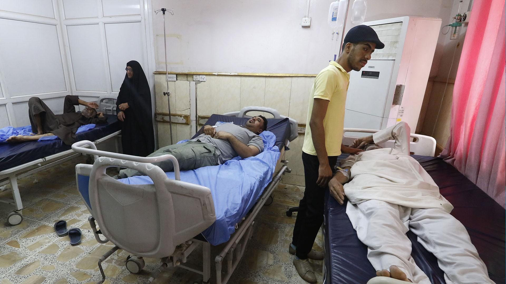 أزمة القطاع الصحي في العراق