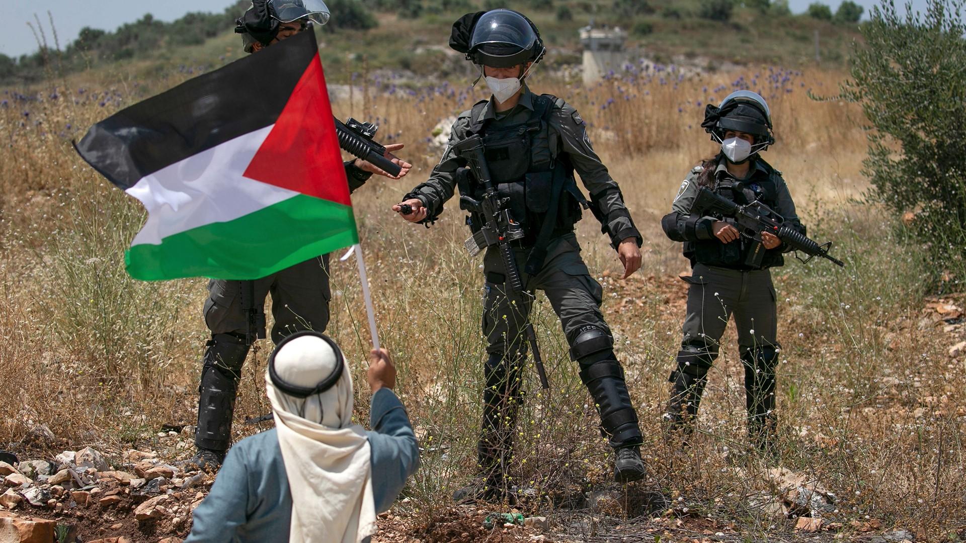 مثلث الجليل - فلسطين