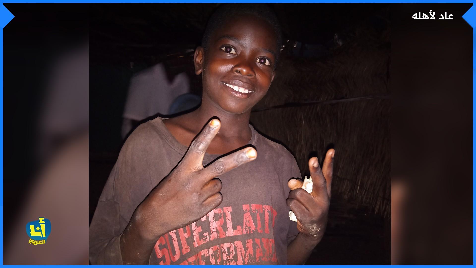 الطفل السوداني