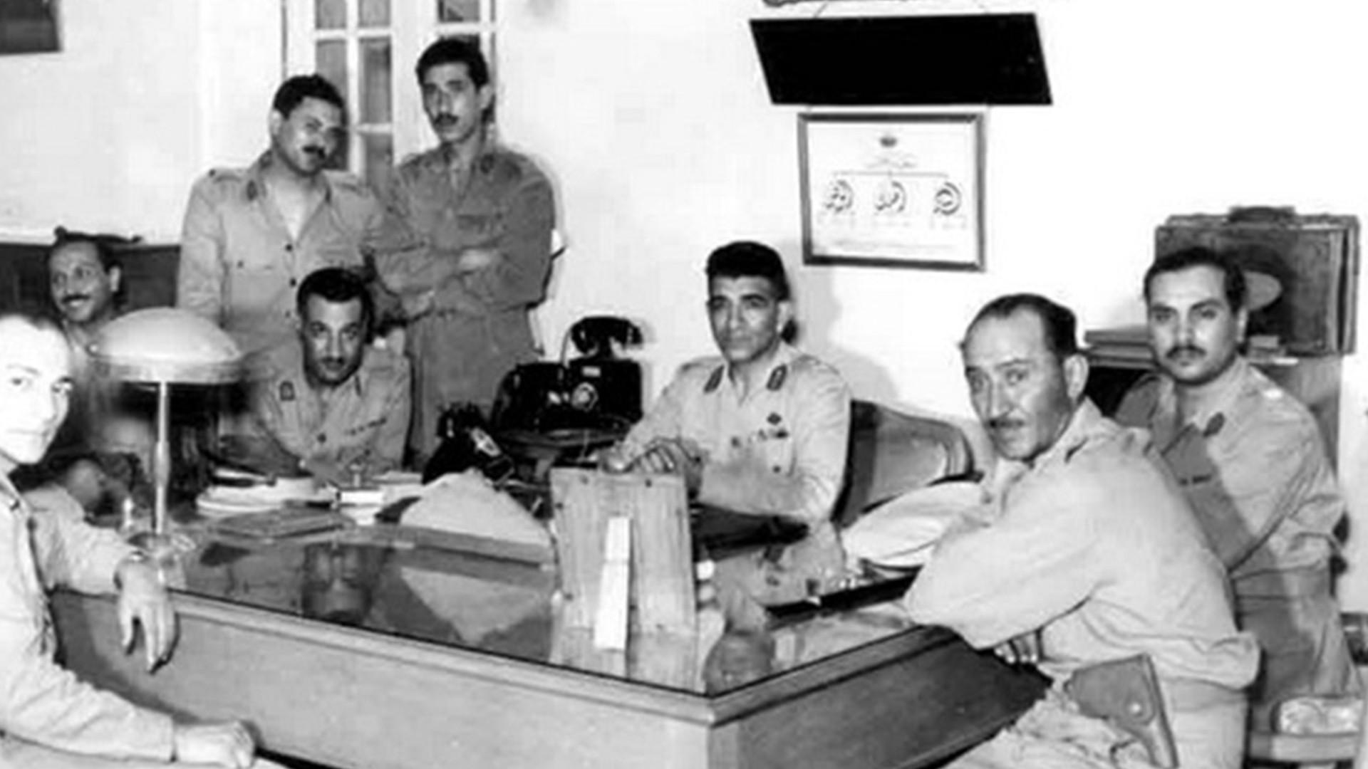 خبايا نكسة 67 وتفاصيل خلافات مجلس قيادة الثورة  في تنظيم الضباط الأحرار