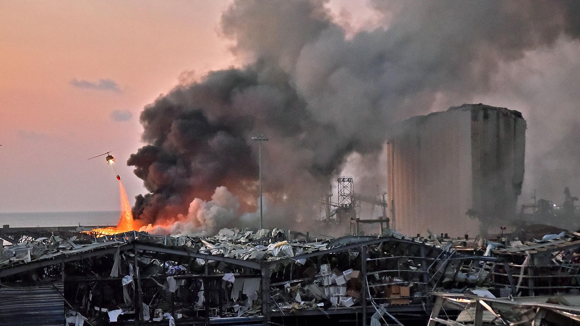لبنان-بعد-الانفجار-الكبير-..-نهوض-أم-انهيار