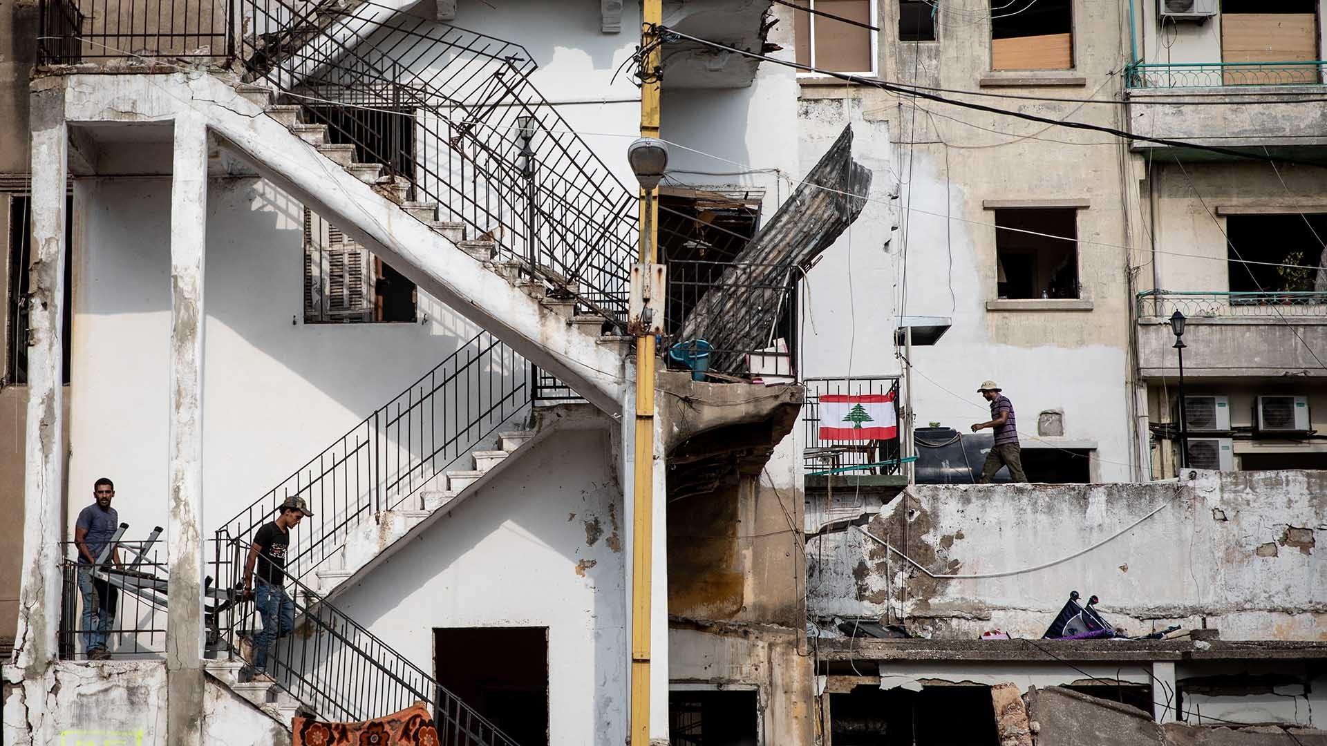 أهالي حي الكرنتينا في بيروت .. ضحايا عقود من الإهمال والفساد