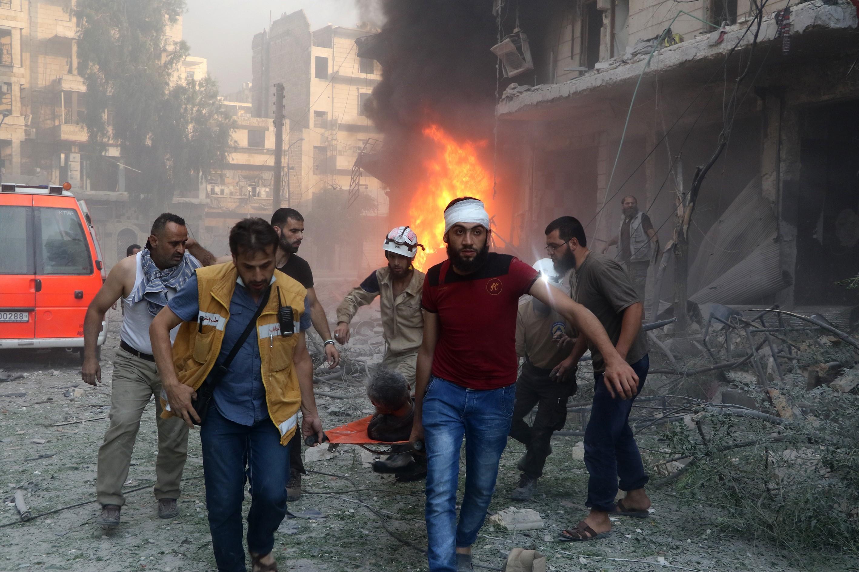 هولندا تعد دعوى قضائية ضد النظام السوري