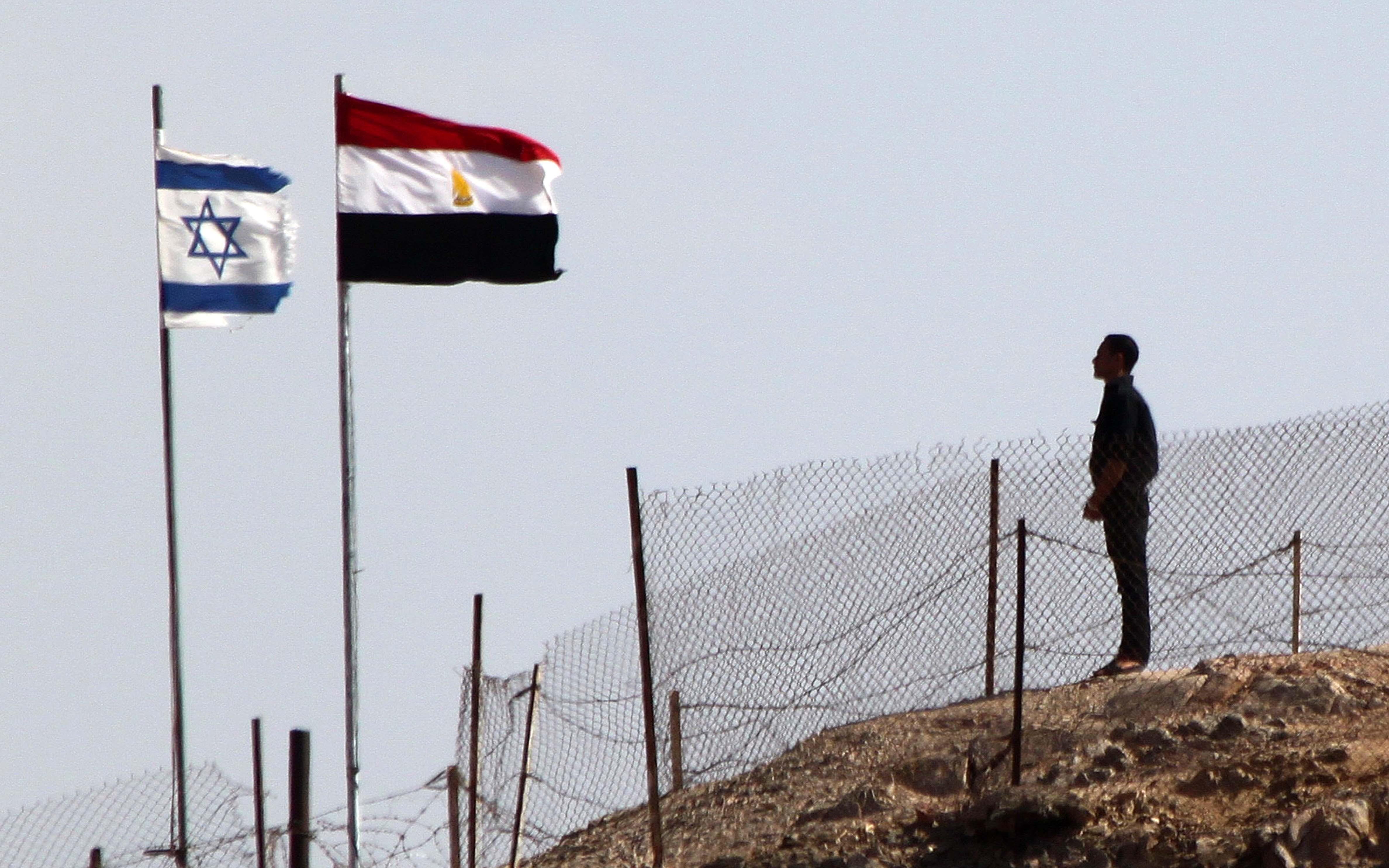 العلاقات-المصرية-الإسرائيلية-..-السيسي-يستقبل-رئيس-الكونغرس-اليهودي-العالمي-