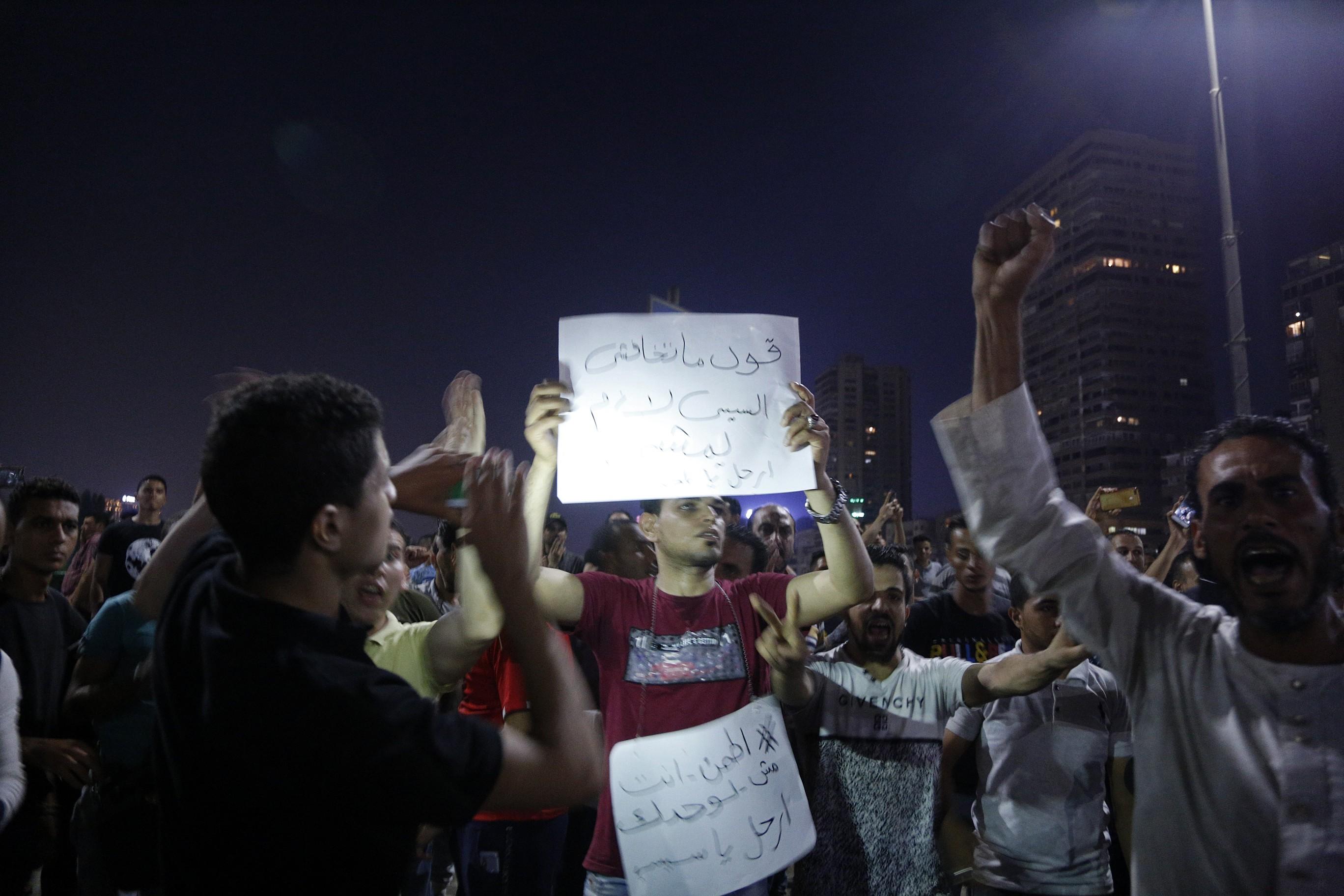 تنامي الحراك العمالي والاحتجاجات العمالية في مصر