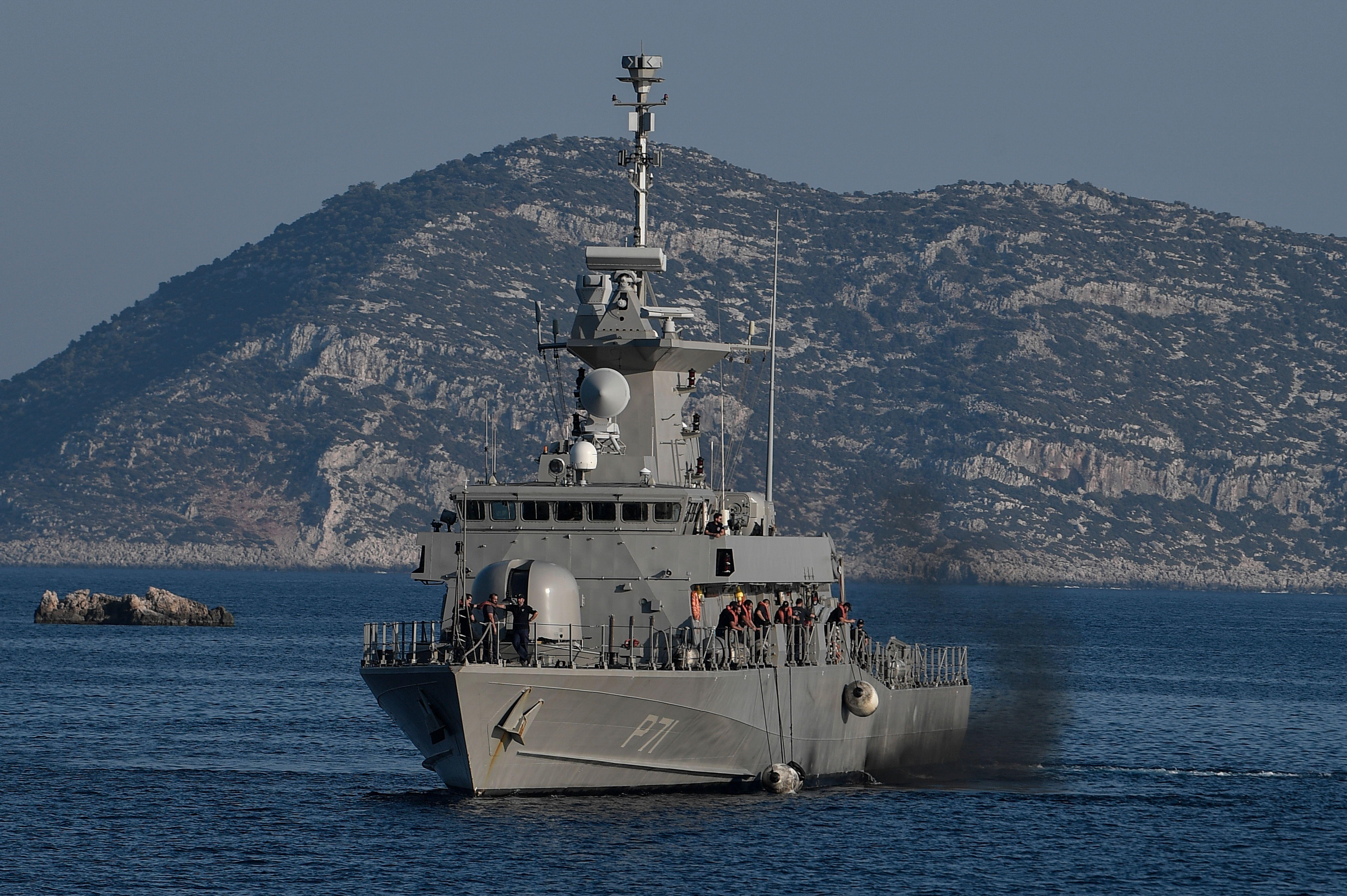 كاستيلوريزو .. قلب التوتر والنزاع بين تركيا واليونان
