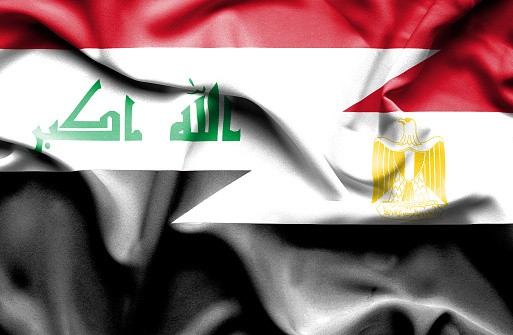 اجتماع اللجنة العليا المصرية العراقية